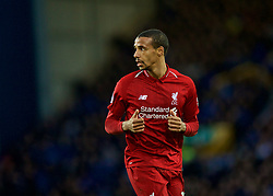 LIVERPOOL, ENGLAND - Sunday, March 3, 2019: Liverpool's Joel Matip during the FA Premier League match between Everton FC and Liverpool FC, the 233rd Merseyside Derby, at Goodison Park. (Pic by Laura Malkin/Propaganda)