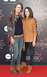 Edinburgh International Film Festival, Monday, 25th June 2018<br /> <br /> DUMPED (International Premiere)<br /> <br /> Pictured: Director Eloise Lang and Camille Cottin<br /> <br /> (c) Alex Todd | Edinburgh Elite media