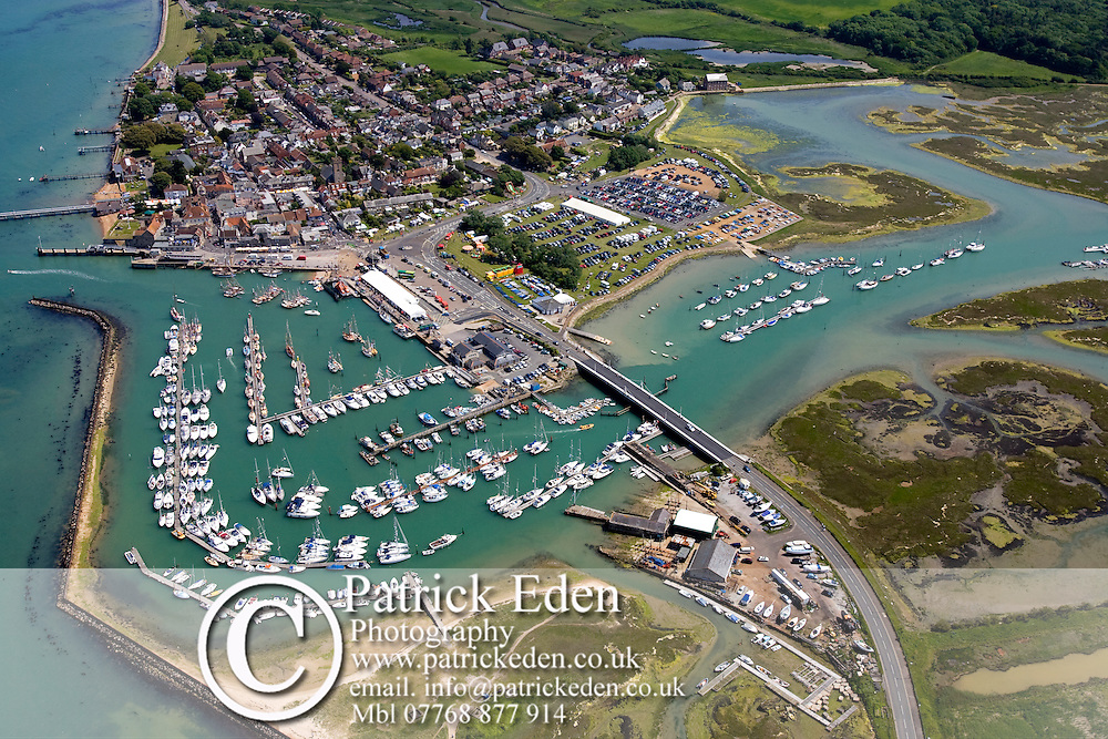 Aerial, Harbour, Old Gaffers, Yar, Yarmouth, Isle of Wight, England, UK, photography photograph canvas canvases