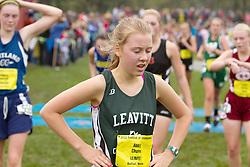 Festival of Champions High School Cross Country meet, Abby Chase, Leavitt