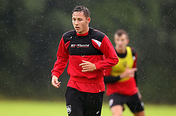 Josh Brownhill of Bristol City takes part in Pre-Season Training ahead of the Sky Bet Championship Season - Mandatory by-line: Robbie Stephenson/JMP - 29/06/2016 - FOOTBALL - Bristol City Training Ground - Bristol, United Kingdom - Bristol City - Bristol City Pre-Season Training