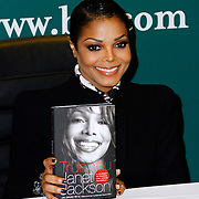 """Janet Jackson Signs """"True You"""""""