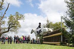 Natalie Blundell (AUS) - Algebra <br /> Cross Country - CCI4* <br /> Mitsubishi Motors Badminton Horse Trials<br /> Badminton 2014<br /> © Hippo Foto - Jon Stroud