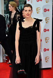 Agyness Deyn arriving for the Virgin TV British Academy Television Awards 2017 held at Festival Hall at Southbank Centre, London. PRESS ASSOCIATION Photo. Picture date: Sunday May 14, 2017. See PA story SHOWBIZ Bafta. Photo credit should read: Matt Crossick/PA Wire