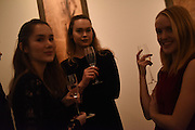 MARGUERITE OHAN; LUCY HENSHALL; SOPHIA BARCLAY, New Work: William Foyle, Royal College of art. Kensington Gore, London.  1 December 2015