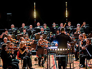 We spent the day at Deeside Leisure Centre working with BBC National Orchestra of Wales photographing their Ten Pieces initiative. Cheshire & North Wales PR Photography Ioan Said.