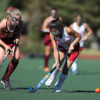 Cupertino vs Westmont Field Hockey 2016