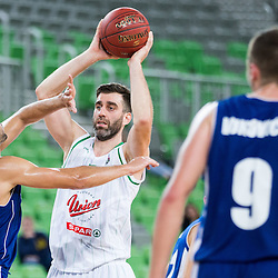 20161024: SLO, Basketball - Nova KBM Liga 2016/17, KK Union Olimpija vs KK Portoroz