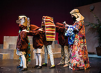 "Winnipesaukee Playhouse ""Joseph and the Amazing Technicolor Dreamcoat"" dress rehearsal.  Karen Bobotas for the Laconia Daily Sun"