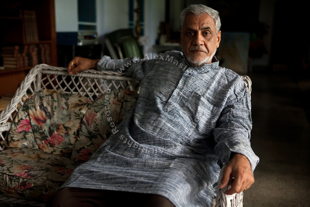 M. C. Mehta, the famous Indian environmental lawyer, is sitting in his home in Dehradun, a hill station in the northern state of Uttarakhand where he has also opened an ashram and study centre.