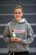 Eastern Mavericks u16 Girls div 1 Best Team Player Taylor Moffat