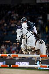 Holmen Stephanie, SWE, Carma<br /> Stuttgart - German Masters 2018<br /> © Hippo Foto - Stefan Lafrentz