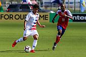Soccer-CONCACAF U15 Championships-Haiti vs USA-Aug 4, 2019