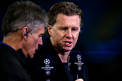 Former Liverpool and Real Madrid player Steve McManaman - Mandatory by-line: Robbie Stephenson/JMP - 26/11/2019 - FOOTBALL - Etihad Stadium - Manchester, England - Manchester City v Shakhtar Donetsk - UEFA Champions League Group Stage