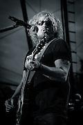 Sammy Hagar performs at Tulalip Casino with Michael Anthony, Jason Bonham and Vic Johnson. Photo by John Lill