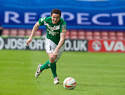 WREXHAM, WALES - Saturday, May 3, 2014: Aberystwyth Town's Antonio Corbisiero in action against The New Saints during the Welsh Cup Final at the Racecourse Ground. (Pic by David Rawcliffe/Propaganda)