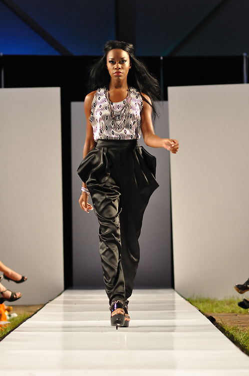Tampa Bay Fashion Week 2010. Photography by Brian James.