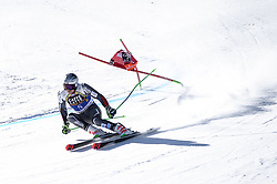 March 16, 2019 - El Tarter, Andorra - Henrik Kristoffersen of Norway Ski Team, during Men's Giant Slalom Audi FIS Ski World Cup race, on March 16, 2019 in El Tarter, Andorra. (Credit Image: © Joan Cros/NurPhoto via ZUMA Press)