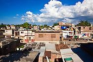 Rooftop in Holguin, Cuba.