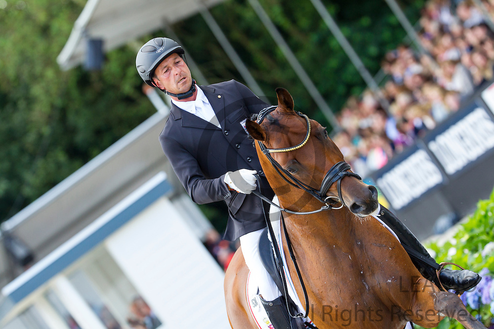 Sascha Schulz - Quel Filou<br /> Longines FEI/WBFSH World Breeding Dressage Championships for Young Horses 2016<br /> &copy; DigiShots