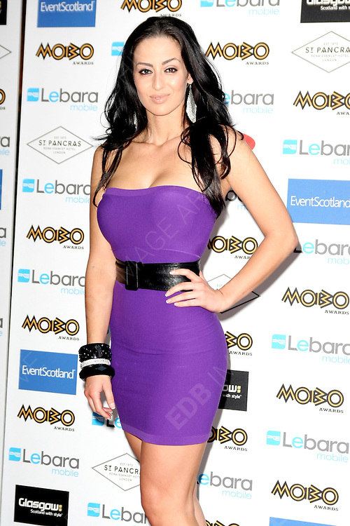 31.AUGUST.2011. LONDON<br /> <br /> MARIA KOUKA ARRIVING AT THE MOBO AWARDS NOMINATIONS IN LONDON<br /> <br /> BYLINE: EDBIMAGEARCHIVE.COM<br /> <br /> *THIS IMAGE IS STRICTLY FOR UK NEWSPAPERS AND MAGAZINES ONLY*<br /> *FOR WORLD WIDE SALES AND WEB USE PLEASE CONTACT EDBIMAGEARCHIVE - 0208 954 5968*