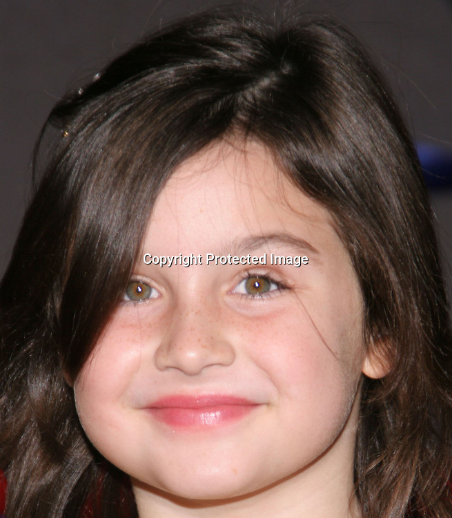 Olivia DeLorenta<br />&quot;Mary Poppins&quot; 40th Anniversary and Launch of the Special Edition DVD<br />El Capitan Theatre<br />Hollywood, CA, USA<br />Tuesday, November 30th, 2004<br />Photo By Celebrityvibe.com/Photovibe.com, <br />New York, USA, Phone 212 410 5354, <br />email: sales@celebrityvibe.com