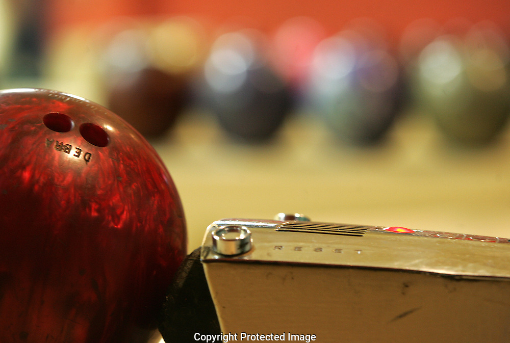 Grove City Lanes had been around for 56 years and still uses some of the original ball returns.(Jodi Miller/Alive)