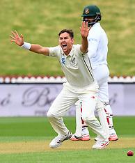 Wellington-Cricket, New Zealand v Bangladesh, 1st test, day 1