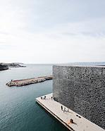 Musée des civilisations de l'Europe et de la Méditerranée (MuCEM), Marseille, 2015