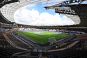 Hull City Ground before the Premier League match between Hull City and Chelsea at the KCOM Stadium, Kingston upon Hull, England on 1 October 2016. Photo by Ian Lyall.