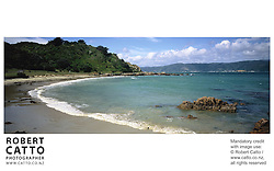 Scorching Bay, Wellington, New Zealand.<br />