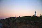 Lighthouse at Watsons Bay, Sydney, NSW.24.08.09