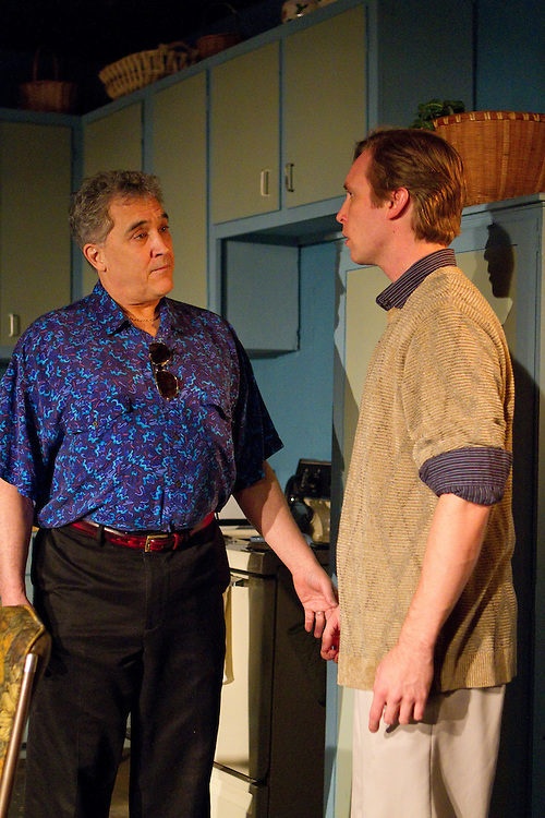 """Bay Area Stage Presents Sam Shepard's """"True West"""" Directed by Jeff Lowe. Photo © Mike Padua 2011"""