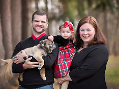Megan, Jason, Mozart, & Cady's Family Session