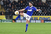 Jonathan Douglas of Ipswich Town during the Sky Bet Championship match between Hull City and Ipswich Town at the KC Stadium, Kingston upon Hull, England on 20 October 2015. Photo by Ian Lyall.