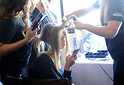 L'Oreal Professionnel at Rachel Zoe Spring 2015, Wednesday, Sept. 10, 2014 in New York.