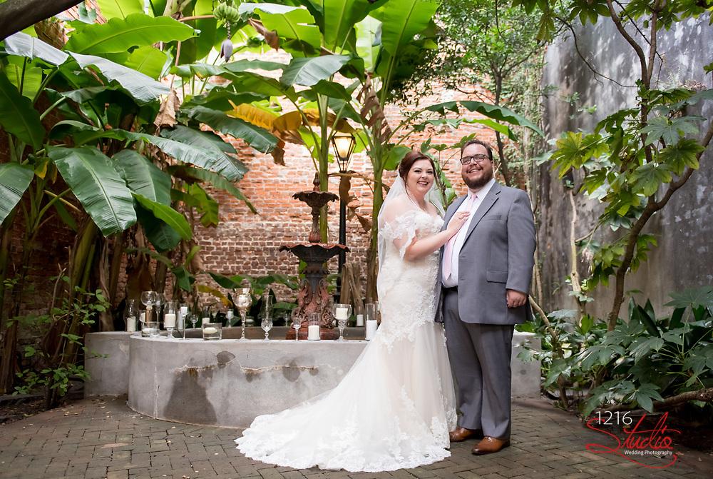 Scott & Kimberly Wedding Photography Samples | Pharmacy Museum | 1216 Studio Wedding Photography