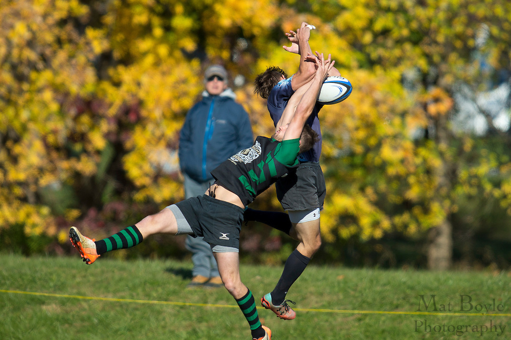 South Jersey Rugby Football Club vs. Harrisburg at Garden State Rotary Complex in Voorhees, NJ on Saturday November 12, 2016. (photo / Mat Boyle)