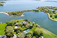 Aerial, 64 Holly Ln, Water Mill, NY