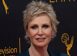 Jane Lynch  attends  2016 Creative Arts Emmy Awards - Day 2 at  Microsoft Theater on September 11th, 2016  in Los Angeles, California.Photo:Tony Lowe/Globephotos