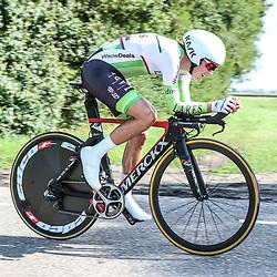 31-08-2017: Wielrennen: Boels Ladies Tour: Roosendaal  <br />Thalita de Jong
