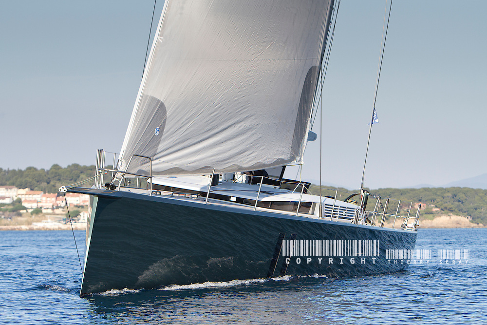 SHAMLOR. NACIRA 67. DESIGN : AXEL DE BEAUFORT. PROJECT : SPRAY YACHTING MANAGEMENT