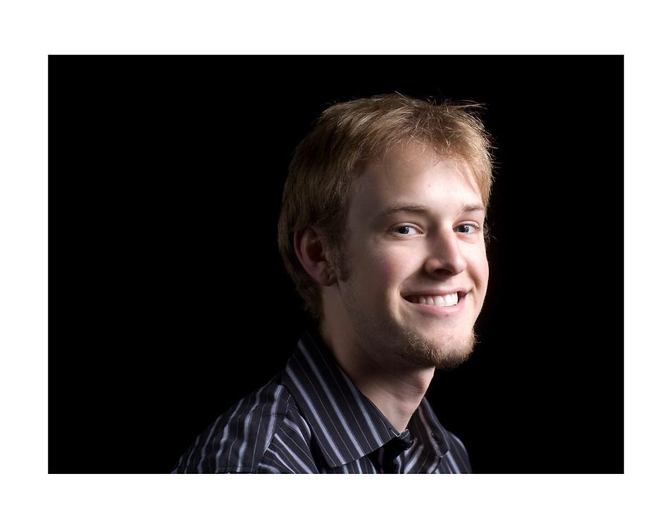 Evan Hughes, Jazz Drummer © Ed Hille 2010