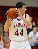 Keystone at Brookside boys varsity basketball on February 11, 2011.