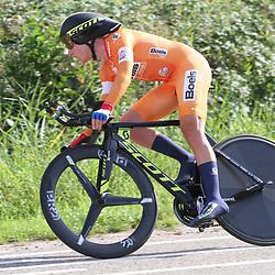 31-08-2017: Wielrennen: Boels Ladies Tour: Roosendaal: Annemiek van Vleuten