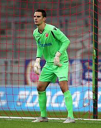 Red Star Belgrade goalkeeper Milos Gordic
