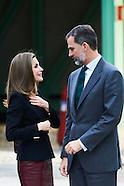 020917 Spanish Royals Visit CNIC