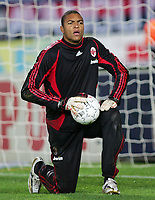 "Nelson Dida (Milan)<br /> Italian ""Serie A"" 2006-07 <br /> 18 Nov 2006 (Match Day 12)<br /> Empoli-Milan (0-0)<br /> ""Castellani"" Stadium-Empoli-Italy<br /> Photographer Luca Pagliaricci INSIDE<br /> (www.insidefoto.com)"