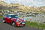 The new Mini in Cape Town. Cooper Hatch photographed by Greg Beadle