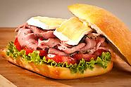 sandwich samples
